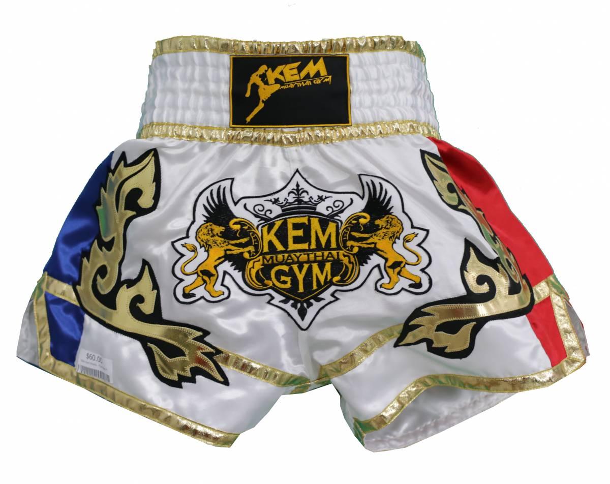 Kem Gym Shorts – Thai Flag
