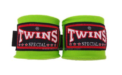 Twins-Hand-Wraps-Green