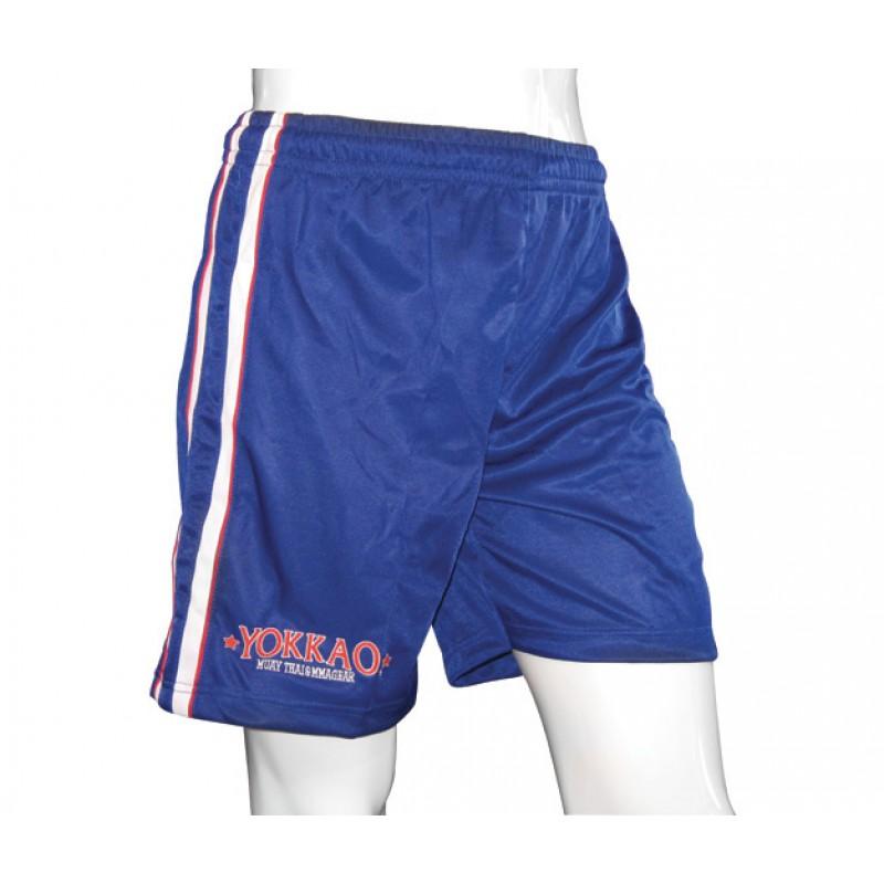 Yokkao-Gym-Shorts-Blue
