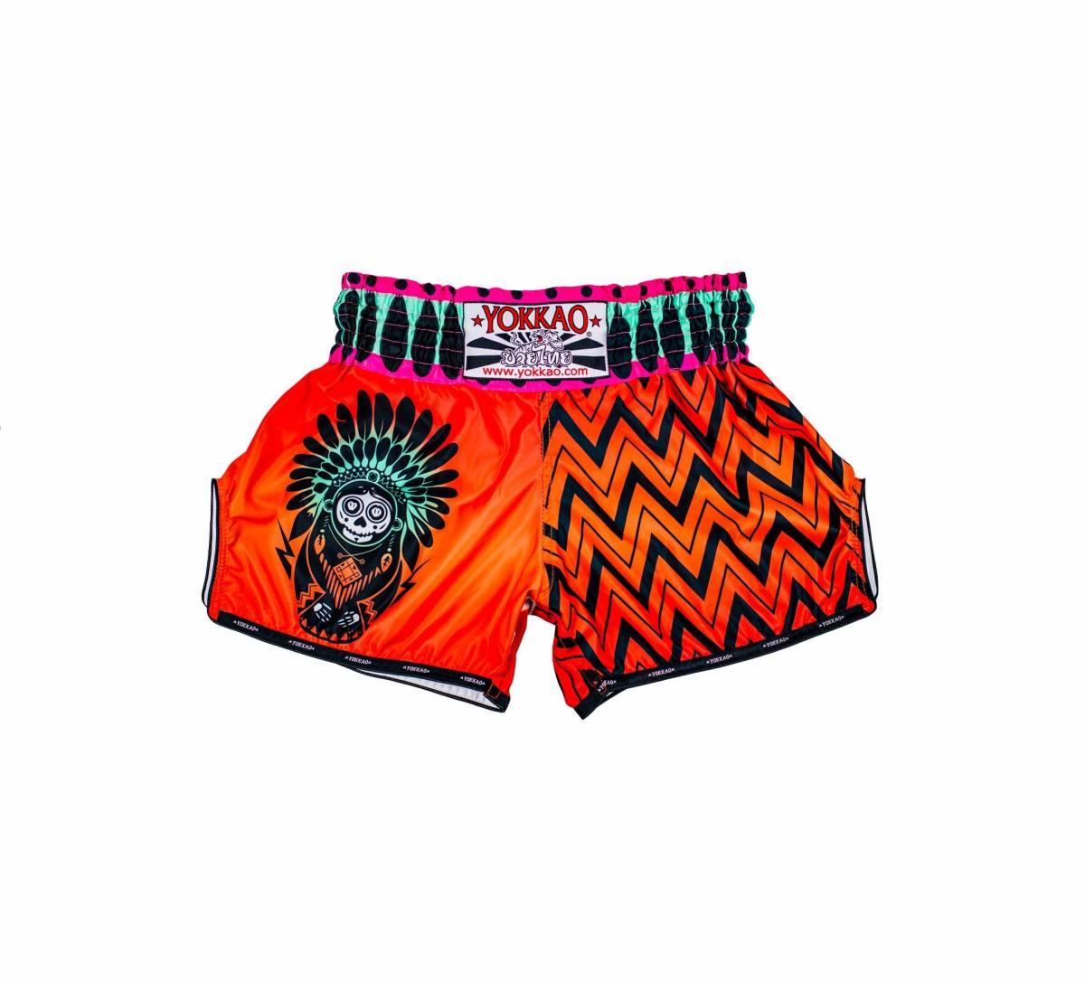 yokkao shorts carbonfit santa muerte