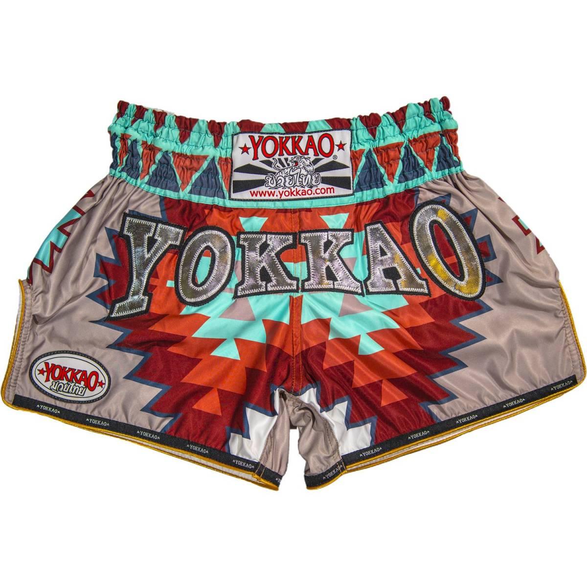 yokkao-carbonfit-aztec-shorts-32a