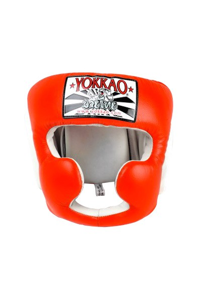 yokkao-orange-training-head-guard-719