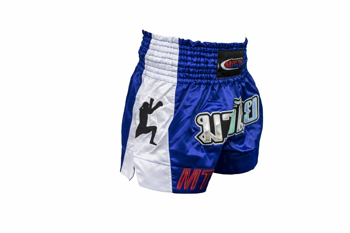 MTS Shorts Blue Side