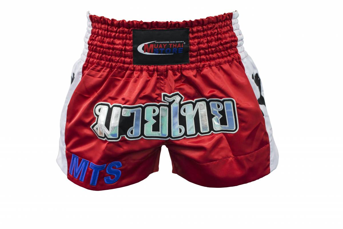 MTS Shorts Red Front