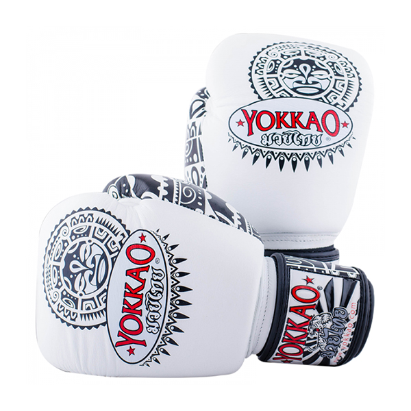 Yokkao Boxing Gloves - Maui White